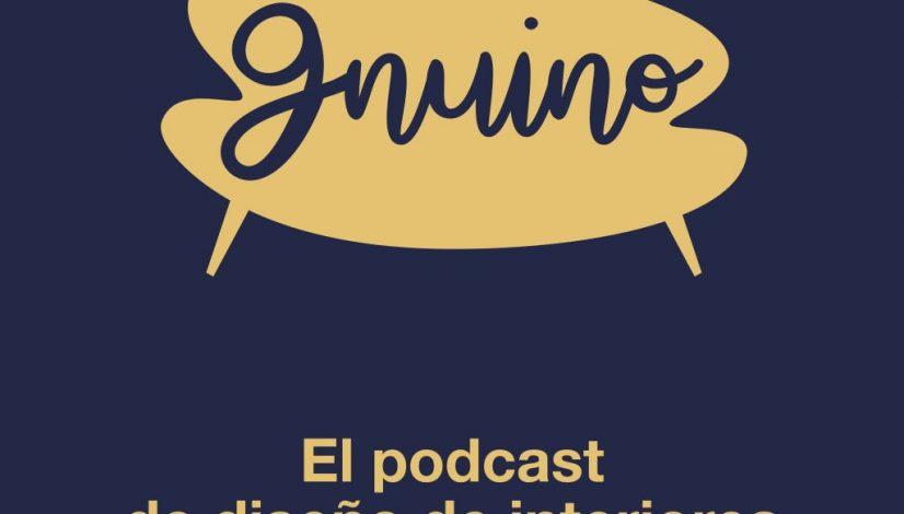 Gnuino, el podcast de diseño de interiores