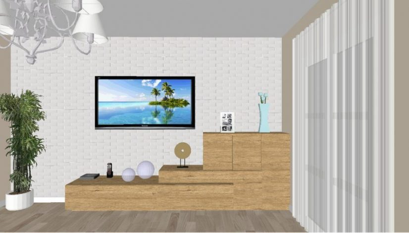 Actualización de estilo de un salón 1