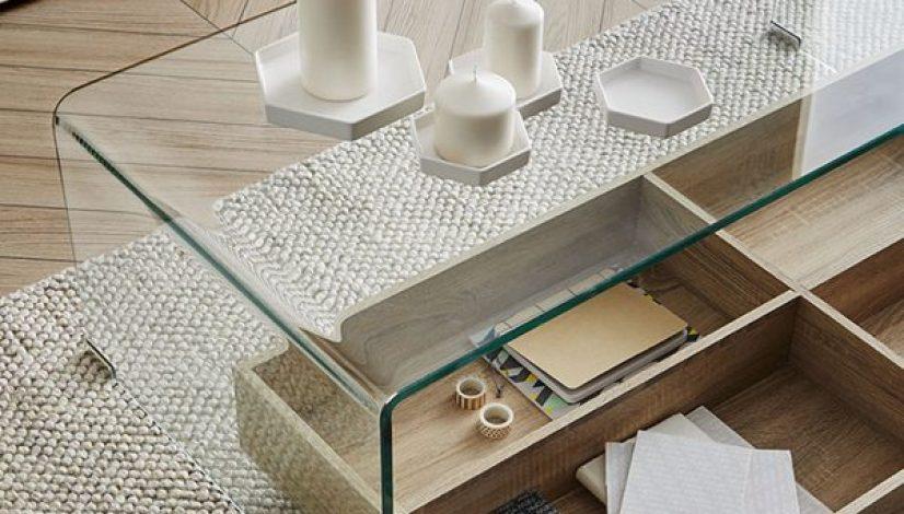 Mesas de centro el mueble auxiliar por excelencia