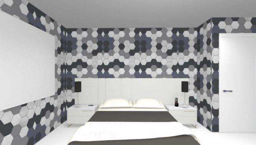 Proyecto 3D Dormitorio Torga de Carmen 1