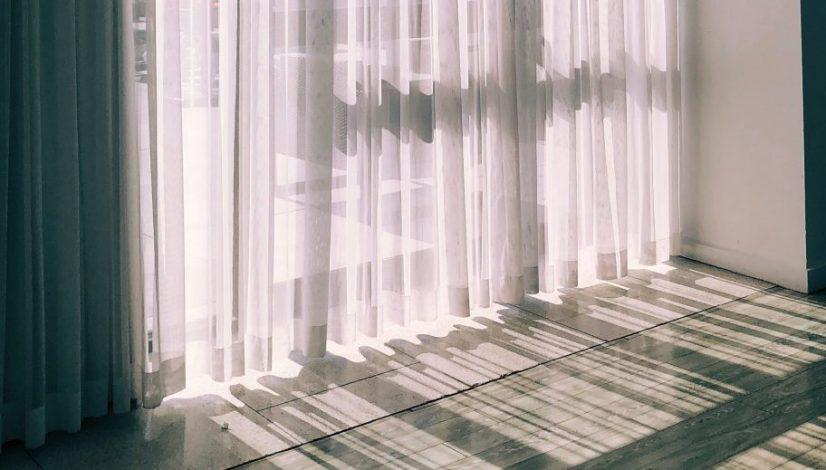 cambiar las cortinas del salón