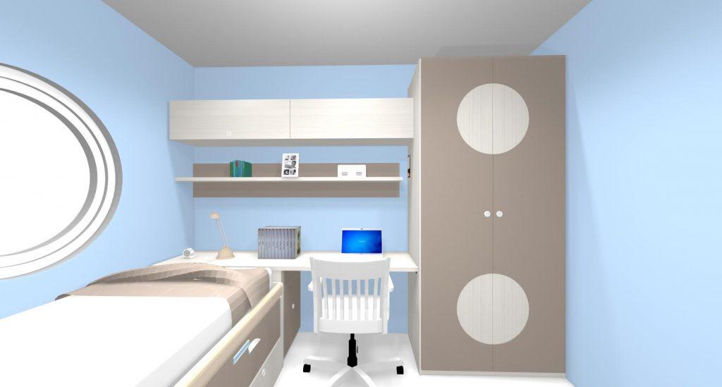 dormitorio juvenil tipo camarote-1