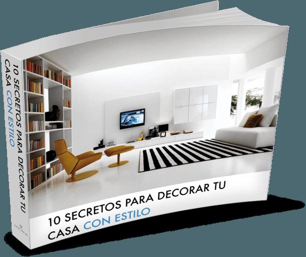 10 secretos para decorar tu casa con estilo, con Juana Montes