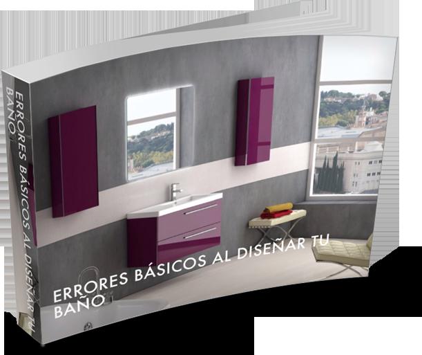Errores básicos al diseñar tu baño